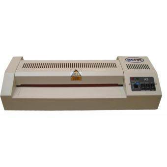 Harga SUPERMETAL A3 / A4 LAMINATOR MACHINE ( 8 YEARS WARRANTY )