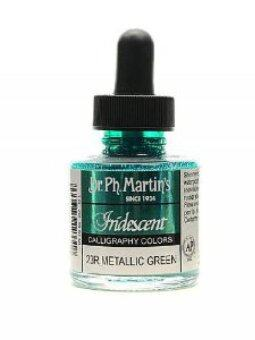 Harga IRIDESCENT CALLIGRAPHY INK 1OZ - METALLIC GREEN