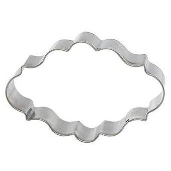 Harga Bluelans DIY Jelly Fondant Cookie Cutter (Silver)