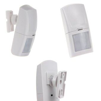 Harga Wolf-Guard R1 New Wireless 433MHz new Intelligent Human PIR Motion Sensor for home alarm security system