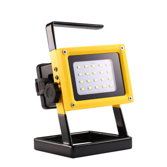 Harga 20W 20LED Rechargeable Portable Flood Light