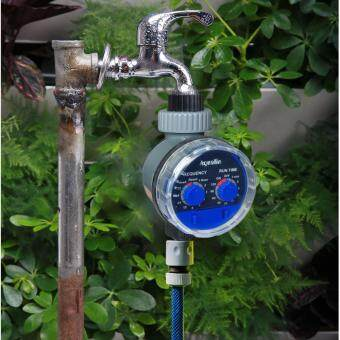 Harga Ball Valve Automatic Electronic Water Timer Home Garden Irrigation Controller System