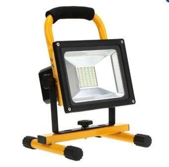 Harga Protable 30w Rechargeable Flood Light
