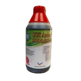 Harga 8/8/8 Amino Acids+TE Liquid Fertilizer for Vegetables, Fruits & All ornamentals 1L (Black)