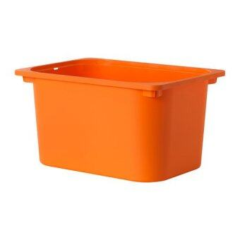 Harga Storage box (Orange)