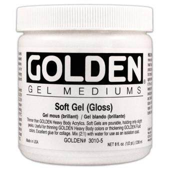 Harga Golden Soft Gel - Gloss