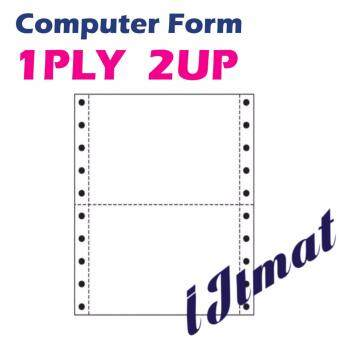 Harga I JIMAT Sonoform 1ply 2up Computer Form