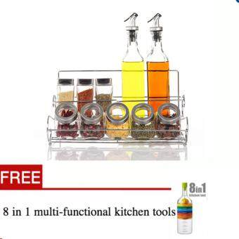 Harga Condiment Bottles Set Design B5 -11pcs