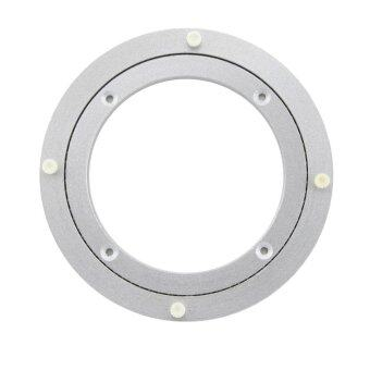 Harga eMylo Diameter 120mm Aluminum Lazy Susan Turntable Bearings for Dining-table