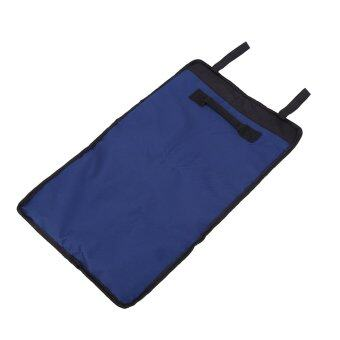 Harga Hardware Tools Roll Plier Screwdriver Spanner Carry Case Pouch Bag 22 Pockets(Blue)