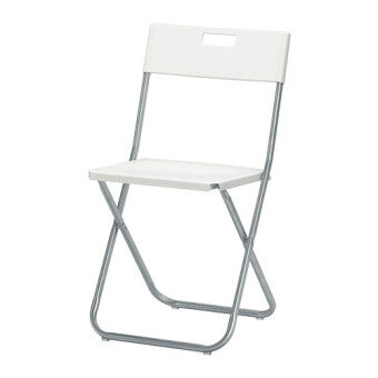 Harga IKEA Folding Chair White