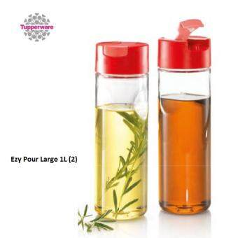 Harga TUPPERWARE EZY POUR LARGE 1.0L (SET OF 2)