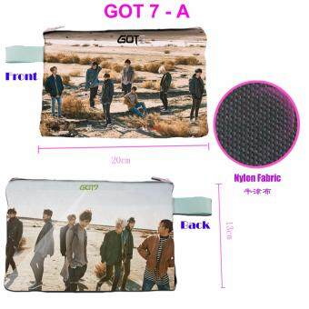 Harga KPOP GOT-7 PENCIL CASE GOT7-A (READY STOCK)