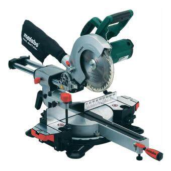 Harga METABO CROSSCUT & MITRE SAW/ CARDBOARD BOX; WITH SLIDING FUNCTION 1200W (KGS 216M)