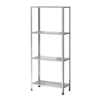 Harga Hyllis Shelving Unit, in / outdoor galvanised