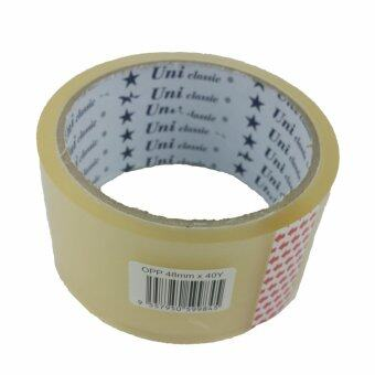 Harga Adhesive cellulose tape 48mmx40Y (Buy 10 Free 2)