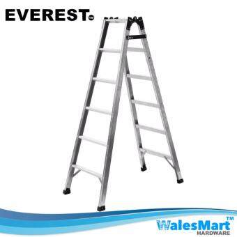 Harga Wales Hardware - Everest MDP8 8Steps Medium Duty Duty-Purpose Ladder