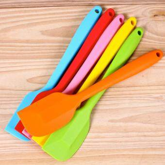 Harga Silicone Spatula Cooking Baking Scraper Cake Cream Butter Mixing Batter Tools Tuba Pack Scraper