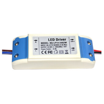 Harga External Constant Current LED Driver 14-24x2W Output Voltage 42-78V GP-LP-36W-B