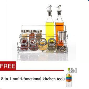 Harga Condiment Bottles Set Design B6 -11pcs