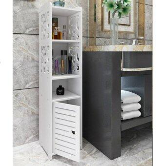 Harga Narrow Shelf Cabinet for small space
