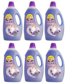 Harga Magic 101 Floor Cleaner 2 Litre (Lavender) (6 packs)