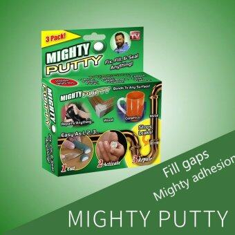 Harga 3 Pcs/pack Mighty Putty Mightyputty Resin Clay Power Putty Magic Putty Adhesive Bonds to Almost Any Surface Stops Leaks