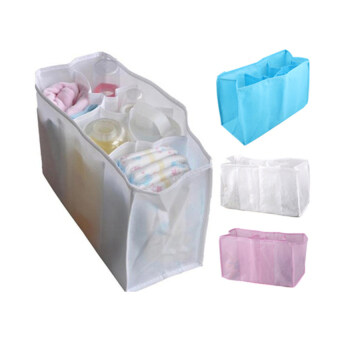 Harga S & F Portable Travel Outdoor Baby Diaper Nappy Organizer Stuffs Insert Storage Bag