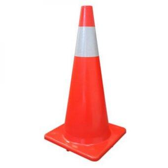 "Harga 77cm Road Safety Cone Traffic Cone Multipurpose 30"" Big (RED)"