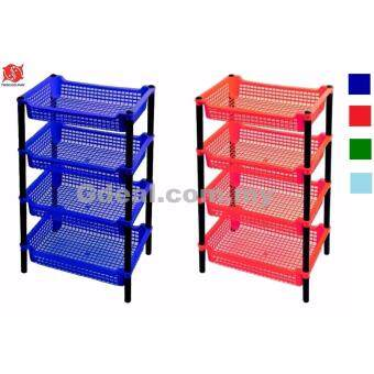 Harga Twins Dolphin 4-Stage Multi Purpose XL Rack (Random Colour)