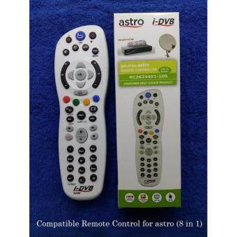 Harga Compatible Remote Control for astro (8 in 1) NEW