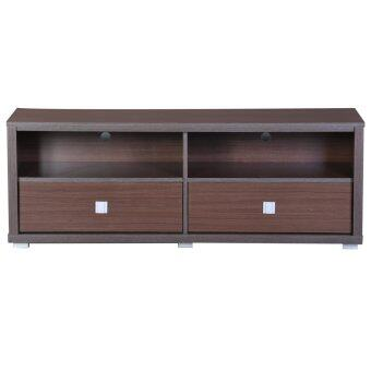 Harga Furno 3426 TV Cabinet 4 Feet (Brown)