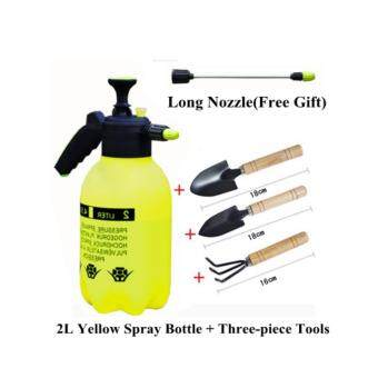 Harga 2L Gardening, Doors And Windows Cleaning Spray Bottles Chemical Portable Pressure Garden Spray Bottle Plant Water