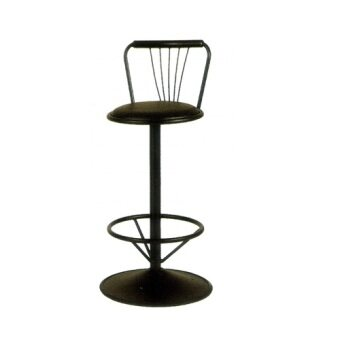 Harga Bar Stool 1025mm Height with Backrest