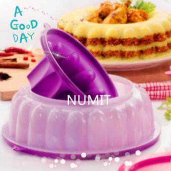 Harga TUPPERWARE RING N SERVE (JELLY MAKER/ MOLD HOMEMADE ICE CREAM) - 1.5L Purple - NUMIT