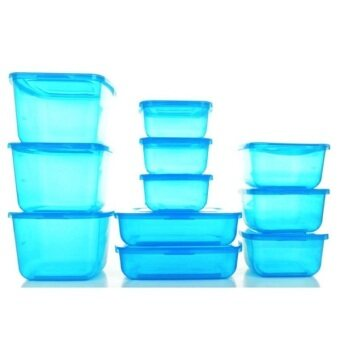 Harga Super Good - Set of 11pc Food Container