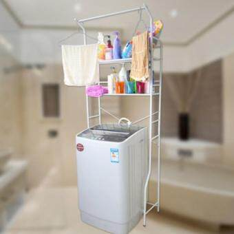 Harga Washing Machine Rack (Space-Saving)