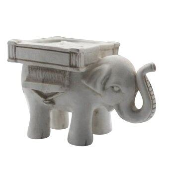 Harga Bluelans Elephant Tea Light Candle Holder Candlestick Wedding Favor Home Decor