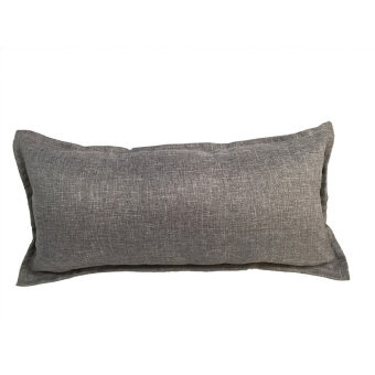 Harga Back Support, Neck Support Pillow (Grey)