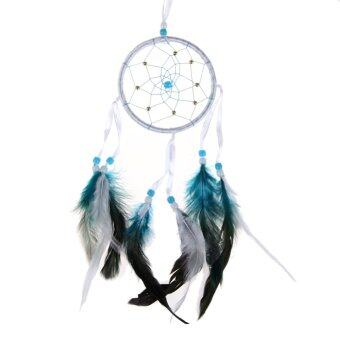 Harga Home Living Home Décor Accents Dream Catcher Car Wall Hanging Home Decoration Bead Feathers Suede Ornament