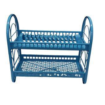 Harga 2 Tier Kitchen Multipurpose Drying Rack TL-887