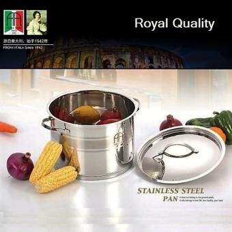 Harga Anna Rossi 5 Ply 18/10 Stainless Steel Induction Sauce Pot 20cm