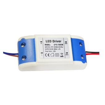 Harga External Constant Current LED Driver 6-10x3W Output Voltage 18-36V GP-LP-18W-R