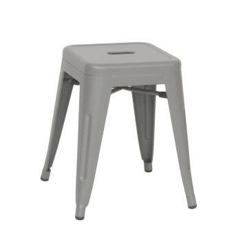 Harga TOLIX METAL STOOL (GREY)
