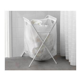 Harga IKEA JALL LAUNDRY BAG FOLDABLE