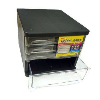 Harga Niso 8811 Letter Case / Letter Drawer 4 Tiers