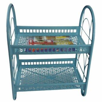 Harga 2 Tier Kitchen Multipurpose Drying Rack TL-886