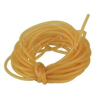 Harga 0.7*0.5cm Natural Latex Rubber Band 1000CM 0.7*0.5cm Yellow