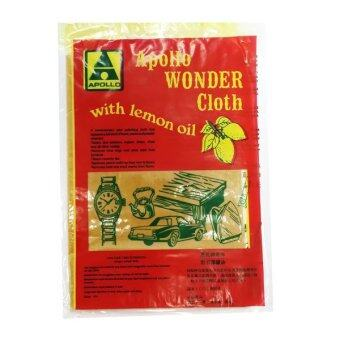 Harga Apollo Wonder Cloth With Lemon Oil (Made In USA)