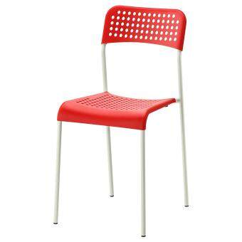 Harga Ikea 602.191.85 Adde Dining Chair (Red)